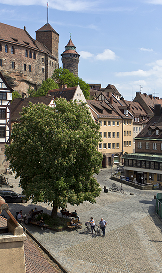 Walking tour Nuremberg